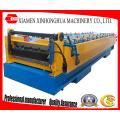 Máquina perfiladora de láminas de doble capa para láminas de acero corrugado
