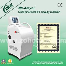 N8 Shr IPL Laser Haarentfernung Schönheit Maschine