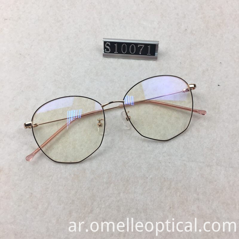 Oval Glasses Frames