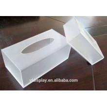 High Clear Popular Acrylic Tissue Box