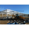Low Cost Steel Structural Warehouse Building Jdcc1025