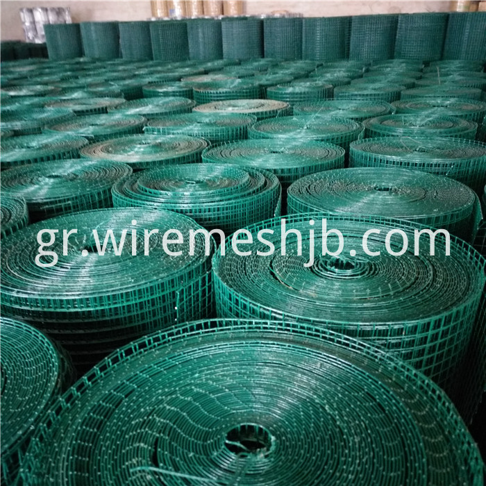 PVC Coated Welded Mesh Rolls