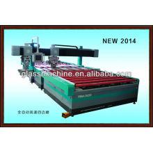 YMA4-3625C Máquina biseladora de borde horizontal de cuatro lados para vidrio