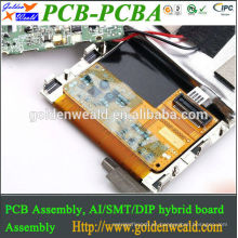 Ensamblaje de PCBA con ENIG para LED Products prototipo pcb assembly pcba electrónico