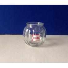 200ml Pumpkin Shape Glass Candle Jar Candle Holder