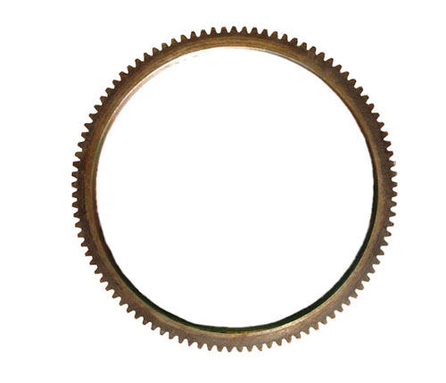 Flywheel gear ring