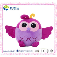Wholesale Custom Owl Animal Plush Doll Promotional Present