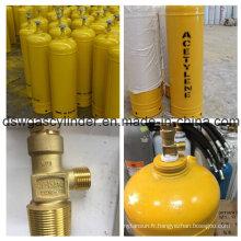 Chine Produire 40L Acétylène Gas Cylinder