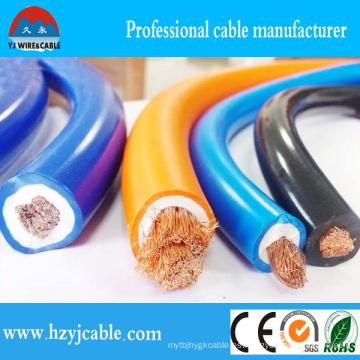 Cable de soldadura de alta calidad de cobre puro