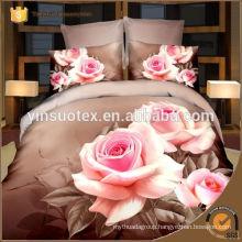 brown bedding set,luxury home bedding set