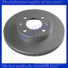 MDC1725 K106022 517120X500 5171207500 5171207100 51712-0X500 51712-07500 51712-07100 for kia picanto brake disc