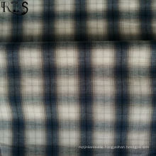 100% Cotton Poplin Woven Yarn Dyed Fabric for Shirts/Dress Rlsc40-46