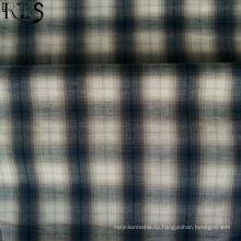 100% хлопок Поплин тканые Пряжа Покрашенная ткань для рубашки/платье Rlsc40-46