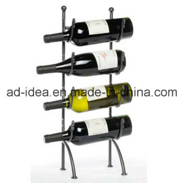 Four Layers Simple Design Metal Rack Stand/Exhibition Stand