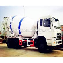 Camión mezclador de hormigón Dayun 10 ruedas / Camión mezclador Dayun / Mezclador de cemento Dayun / Camión mezclador de camión Dayun Camión mezclador de existencias Dayun