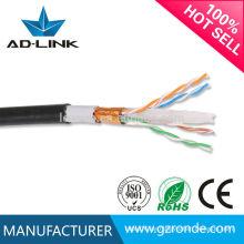 Niedrige Preis Twisted Paar Doppeljacke Outdoor Ethernet Kabel