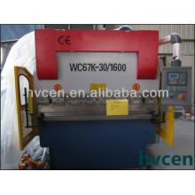 Гибочный станок с ЧПУ Цена WC67K-30T / 1600