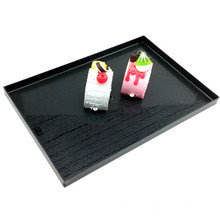 Plastic Plate Disposable Tray Small Rectangle Tray