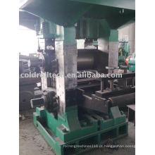 Moinho de rolo a frio para tiras de aço, aço carbono / inoxidável / alumínio