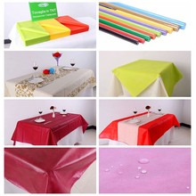 Polypropylene Table Cloths, Round Table Cloth, Table Linen