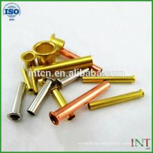 qualitativ hochwertige hot verkaufen Messing tubuläre Metallnieten