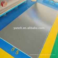 ASTM B760 w1 2mm tungsten sheet