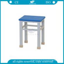 AG-NS003 opción de color económico asientos de enfermera silla hospital rectangular taburetes pequeños