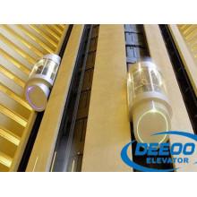 Venta caliente Seguridad Residencial Pasajero Sightseeing Elevator