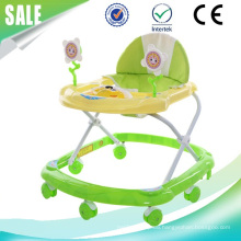 New 8 Wheels Plastic Baby Walker