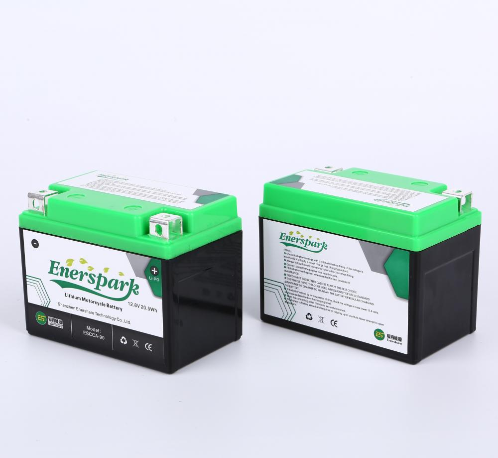 1600mAh Motorbike Rechargeable Battery