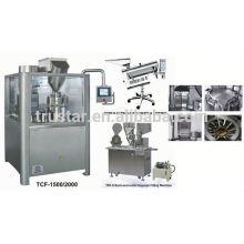Maquinaria barato cápsula máquina de llenado precio