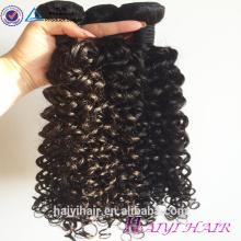 Cheveux vierges de la catégorie 9A bon marché 100 paquets de cheveux d'armure de Vierge cheveux chinois de fille de Vierge