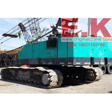 50ton Japanese Hitachi Lattice Boom Hydraulic Crawler Crane (KH180-3)