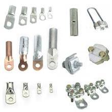 Type de sertissage de terminaison de cuivre de cosse de câble