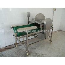 Máquina de corte / separação de meio repolho
