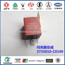 Dongfeng engine parts Dongfeng truck parts Dongfeng Electrical parts flasher unit 3735010-C0100