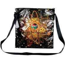 Custom Shopping Tote Student Postman Shoulder Bag
