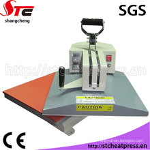 Machine manuelle de transfert de chaleur de bijou de Digital de Swing Away de la CE