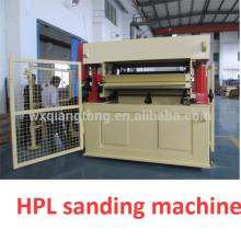 HPL back sanding machine /Heavy duty wide belt sanding machine calibrating HPL