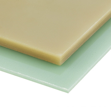 G10 / Fr4 Epoxy Glass Laminate Hoja Unclad