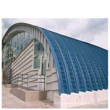 No Girder SABM Machine/Beam less Arch Roof Sheet Forming Machine/No Structure Arch Corrugated Sheet Forming Machine