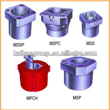 Taille de la table rotative 37 1/2 '' MPCH Master Bushing and Insert Bowl