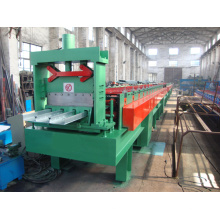 Roller Stations 36 Stations Deck Floor Cold Roll Forming Machine