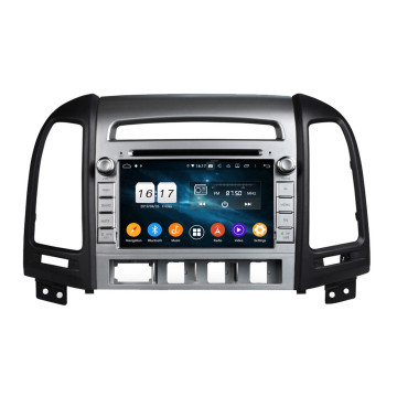 Autoradio touch screen Klyde Santa Fe 2006-2011