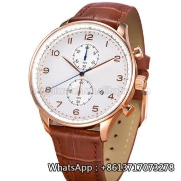 Nouvelle montre de quartz de style de 2016, montre en acier inoxydable de mode Hl-Bg-179