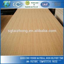 Good Quality Decoration Teak Veneered Plywood