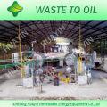 400 Sätze pro Jahr Abfall / gebrauchte Plastikwiederverwertungsmaschine in Indien und in Rumänien