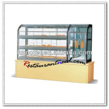 K188 Luxurious 3 Layers Combination Bakery Showcase