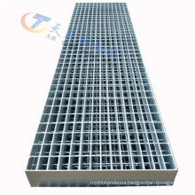 Hot DIP Galvanized Plain Steel Grating with Factory Low Price