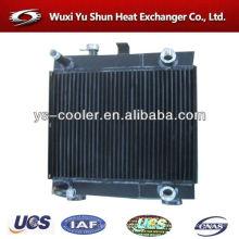 Internationaler und professioneller Ladeluftkühler für Baufahrzeug / Fahrzeugheizkörper / Straßenwalzen-Ladeluftkühler